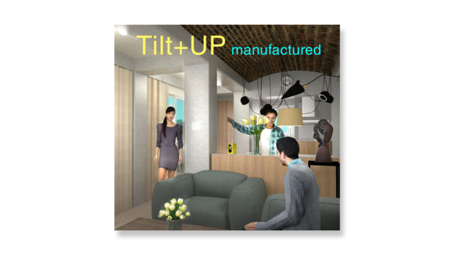 TiLtuP manufactured homes